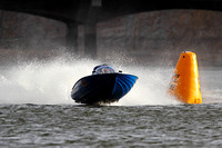 Power Boat Racing At Pykes Res